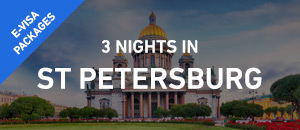 3 nights in St.Petersburg - E...