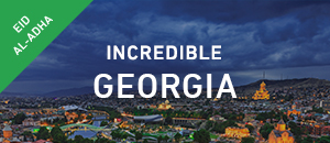 Incredible Georgia